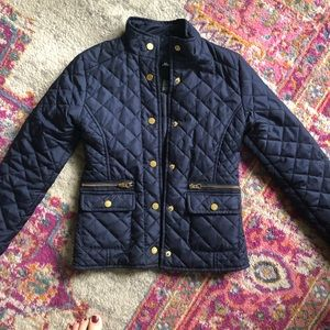 Girls sz 8 fall/mild winter jacket